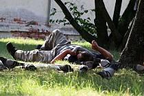 Do sčítání lidu se musí zapojit také bezdomovci