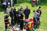 V Třemošnici se uskutečnil 13. ročník soutěže dobrovolných hasičů o Pohár starosty města Třemošnice.