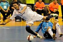 Čtyři z pěti gólů vstřelili v rozhodujícím utkání o postup ze základní skupiny D proti Akademii Pniewy bratři Michal a Roman Marešové. Zbývající trefu přidal Lukáš Rešetár.