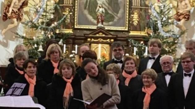 Koncert v Kameničkách byl vskutku výjimečný.