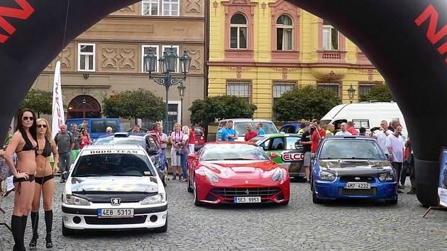Představení posádek třináctého ročník Mogul Rallye Železné hory