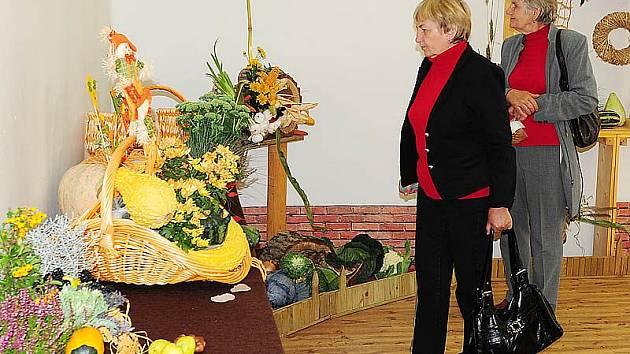 Den otevřených dveří ve včelařském učilišti Nasavrky.