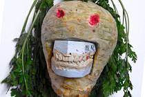 Celerové strašidlo z festivalového plakátu.