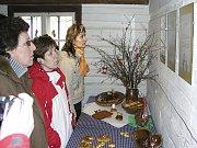 Betlém hosti velikonoční výstavu.