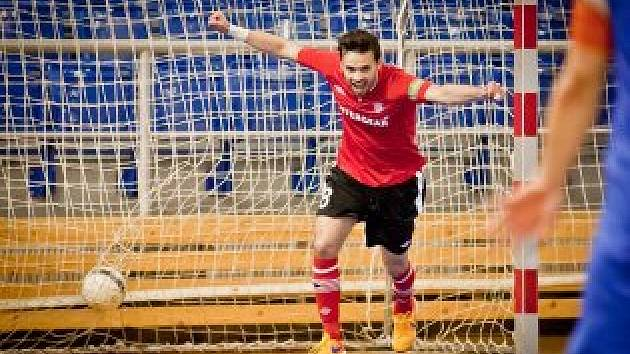 Pro druhý čtvrtfinálový bod zamířili hráči futsalové Chrudimi do Brna.