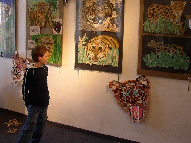 Expozice není tematicky zaměřena, věnuje se různým oblastem.