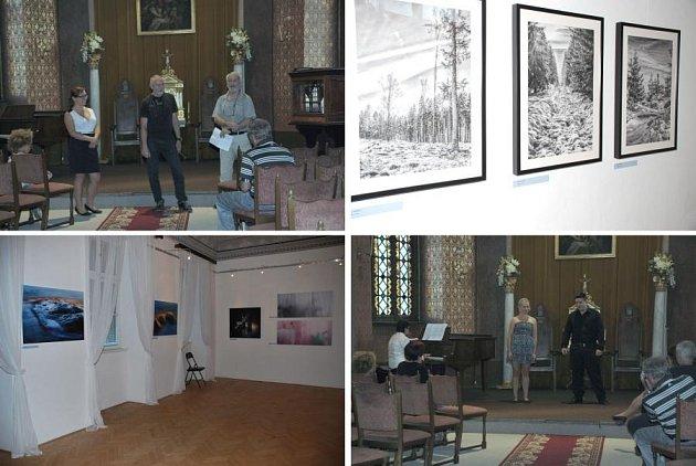 Výstava v Chrasti