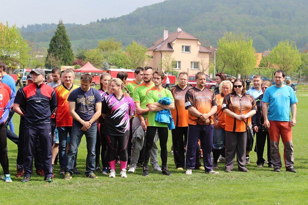 21. ročník soutěže v požárním sportu O pohár starosty města Třemošnice