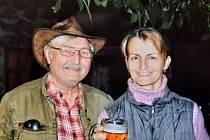 Pod Drnem je krásně - Jiří a Olga Havlíčkovi