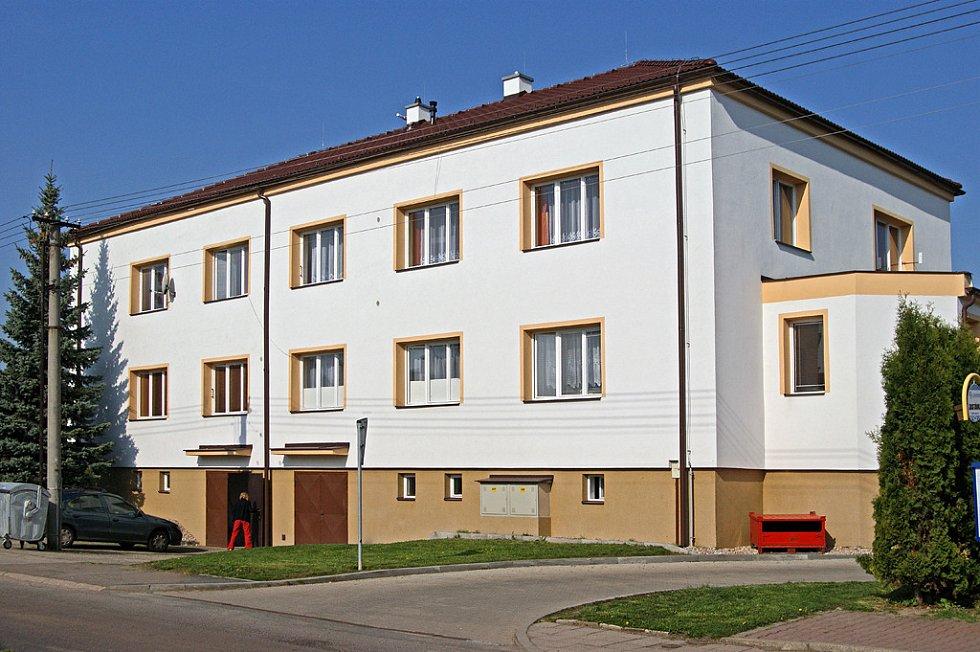 Zdravotní středisko v Zaječicích.