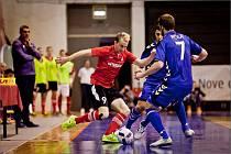 Futsalisté ERA-PACKu prohráli