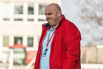 Není důvod ke spokojenosti. Trenér Jaroslav Veselý ví, že jarní část zmařila kvalitně rozjetou druholigovou sezonu Chrudimi.