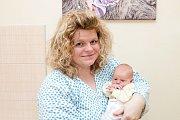 TEREZKA HUDCOVÁ (3 kg ) je po čtyřleté Elišce druhou holkou v rodině Věry a Tomáše z Proseče. Narodila se 14. 2. v 5:03.