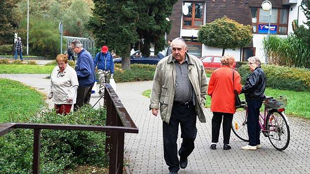 Volební místnosti se v pátek 15. října otevřely také v Třemošnici.
