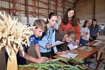 TECHNOhrátky navštívily letos také SŠ zemědělskou a VOŠ Chrudim