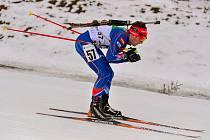 Osmnáctiletý biatlonista Milan Žemlička přivezl z Mistrovství světa juniorů 2015 několik úspěchů.