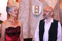V Třemošnici koncertovala Eva Pavelková společně s manželem Ivem.
