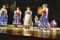 Mezinárodní dětský folklorní festival Tradice Evropy