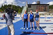 Mistrovství světa veteránů v atletice v Lahti.
