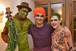 15. února se v Muzeu loutkových kultur v Chrudimi konal karneval.