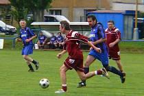 Rozhovický fotbal oslavil 90 let od svého založení.