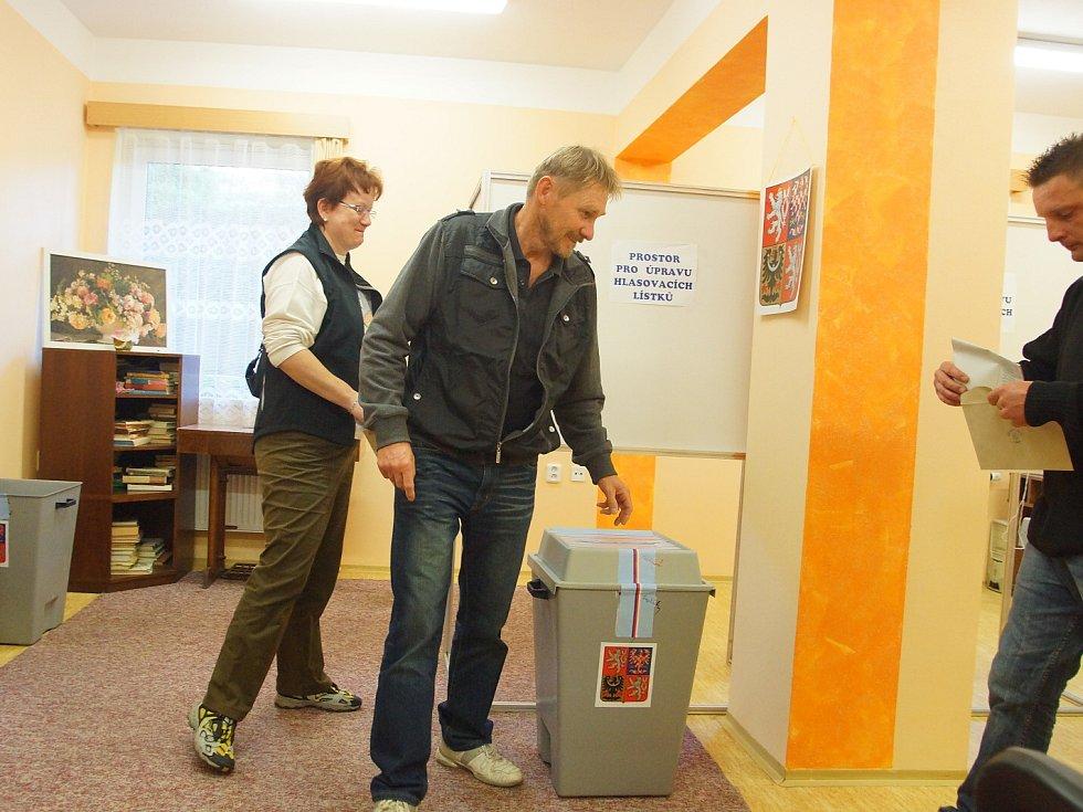 Komunální volby 2014 v Chrasti.