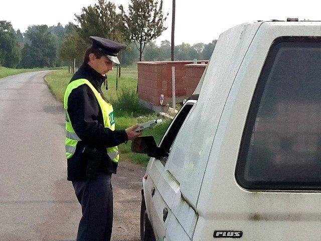 Zářijová dopravně bezpečnostní akce Policie ČR na Chrudimsku