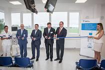 Dialyzační středisko v areálu Chrudimské nemocnice začalo po rozsáhlé rekonstrukci opět sloužit pacientům.