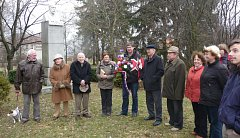 V Nasavrkách byla uctěna památka narození našeho 1. prezidenta T.G. Masaryka