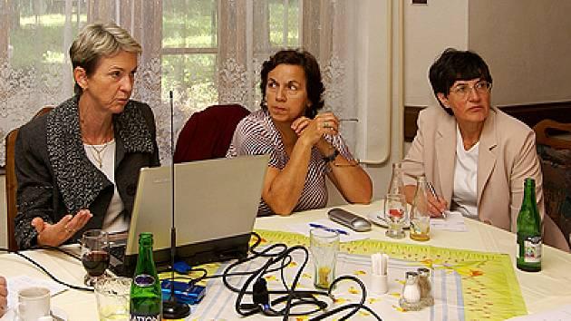 Protest proti vývoji českého zdravotnictví využili lékaři k získání informací.