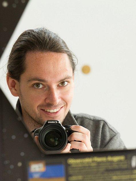Astrofotograf Petr Horálek