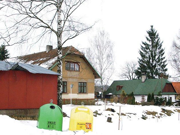 Osada Javorné