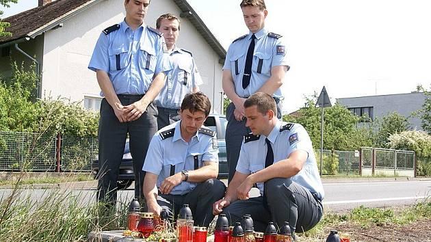 Chrudimští policisté přišli o dva své mladé kolegy.