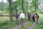 Ekologická procházka v přírodě v okolí Bítovan.