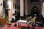 Koncert Lucie Bílé v Chrudimi.