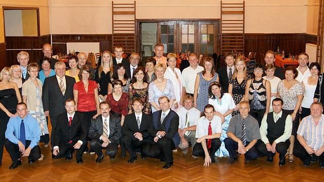 Kurz Tanečních pro dospěláky v Chrasti bude mít své pokračování.
