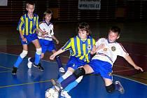 Fotbalový oddíl AFK Chrudim uspořádal halový turnaj pro hráče ročníku 1998 a mladší.