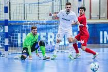 Liga mistrů zpět v Chrudimi. Díky novému systému je naprosto jasné, že na východě Čech v letošním ročníku minimálně jednou uvidí futsalový zápas slavné Champions League.