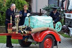 Dobrovolní hasiči z Radimi jsou dalším sborem, který můžete až do pátku podpořit svým hlasováním v soutěži o titul Dobráci roku