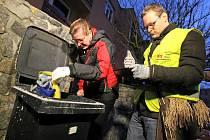 Chrudimští úředníci popelnice kontrolovat nebudou.