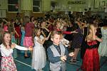 VZákladní škole Luže se 22. února uskutečnil tradiční ples školní družiny.