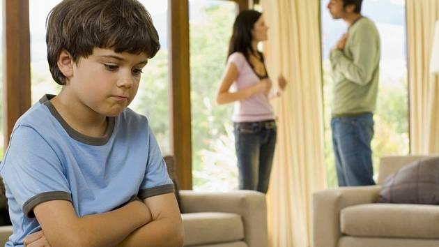 Amalthea pomůže dětem rozvádějících se rodičů