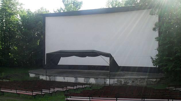 Letní kino v Chrudimi