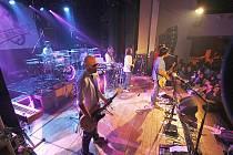 Podzimní koncert skupiny Chinaski v Herálci.