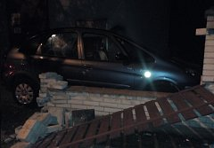 Nehoda v Heřmanově Městci