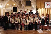 Ples Českého červeného kříže se konal v nádherných prostorách Muzea.