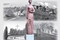 Sportovci pokračují v uctívání tradice, k 72. výročí vyhlazení Lidic a Ležáků je ke štafetě připojeno další nové místo, socha lidické ženy před gymnáziem v Kladně.