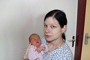 IZABELL CACHOVÁ (3,14 kg a 49 cm) –  tak se od 20.2. od 17:17 jmenuje první dcera Lenky a Ondřeje z Chrudimi.