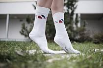 Ponožky pro zdravotníky.