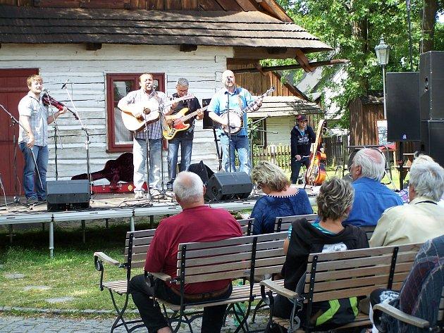 Hubertův country festival v Hlinsku